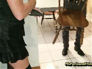 You Gotta enjoy it When Strippers cum Over
