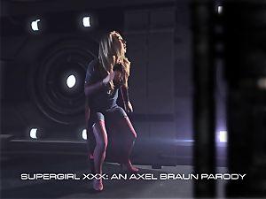 Supergirl Pt 1 Carter Cruise gets a heros pummeling