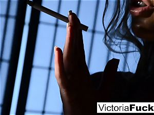 Victoria milky luvs to display off