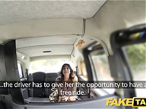 fake taxi fabulous mummy with humungous globes does ass fucking