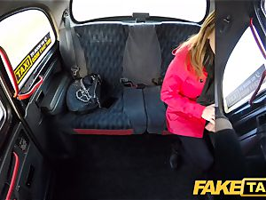 fake taxi Linda jummy drilled by drivers ginormous sausage