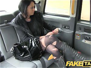 fake taxi Local hooker screws taxi man