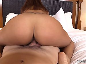 red-hot Latina unexperienced mummy very first timer
