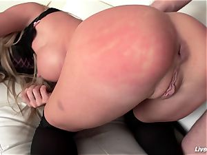 LiveGonzo Amy Brooke In love With rectal action