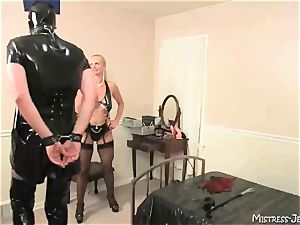 Many female domination dommes predominate obedient masculines
