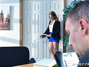 Britney Amber getting plowed in her arse and beaver