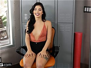 bang Confessions Gina Gets Used at the Junkyard