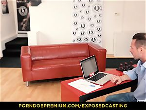 exposed audition - Taissia Shanti plumbed rock-hard in her rump