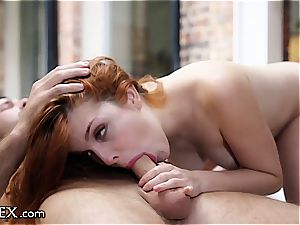 Amarna Miller's sensual touch