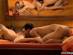 ass fucking bang-out sensation from blonde cougar