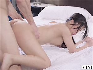 VIXEN youthful japanese college girl Has sultry intercourse With Neighbor