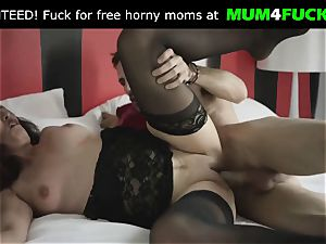 Moms vagina is so wet and fuckable